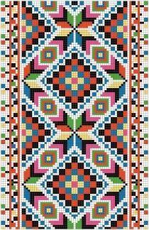 tapestry ganchillo - Buscar con Google
