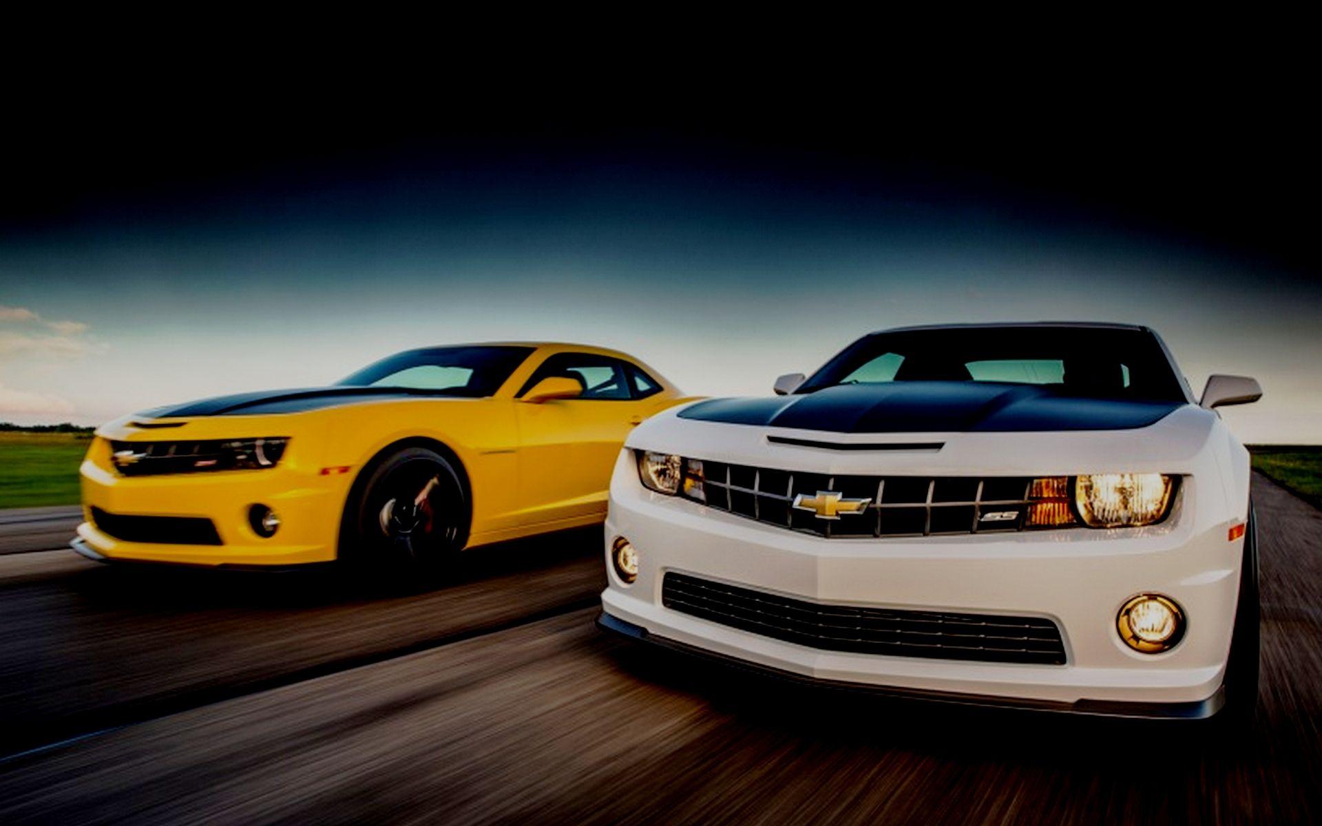 2015 Chevrolet Camaro Review 4K Wallpaper