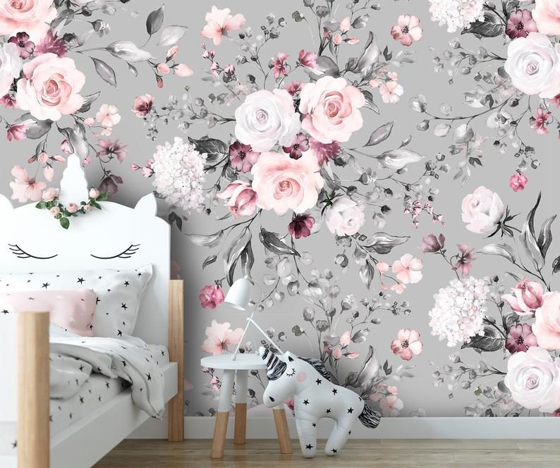 Removable Peel N Stick Wallpaper Self Adhesive Wall Mural