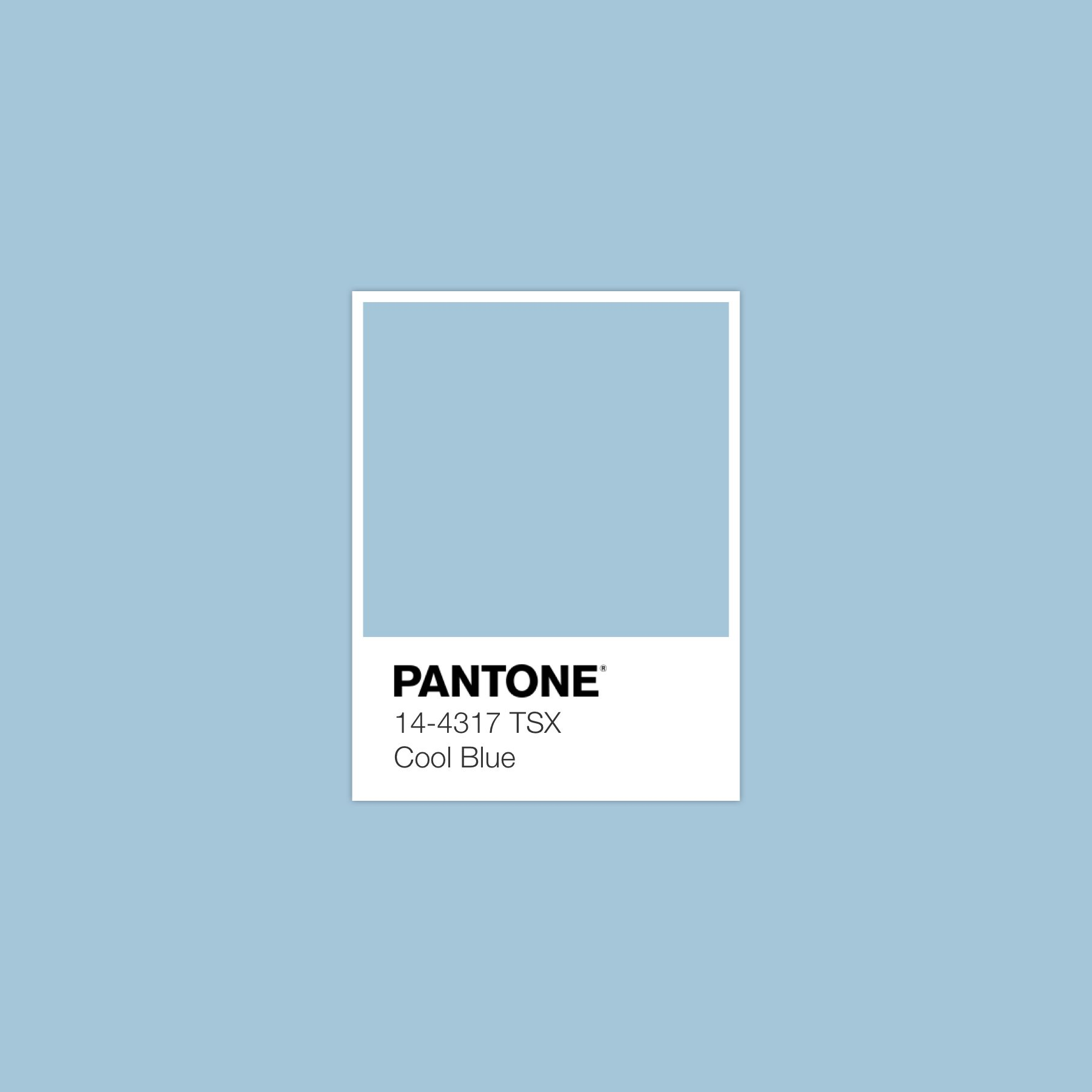 Cool Blue Paint Coolblue Pantone Luxurydotcom Pantone In 2019 Pantone Color