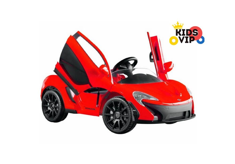 Kids Premium Edition 12v Mclaren P1 Official Ride On Car With
