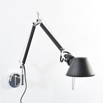 Artemide Tolomeo Micro Parete Wall Lamp Artemide Lighting Lamp Light Wall Lamp