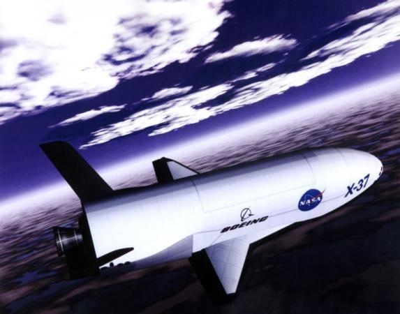 Estados Unidos envió al espacio un avión robotizado