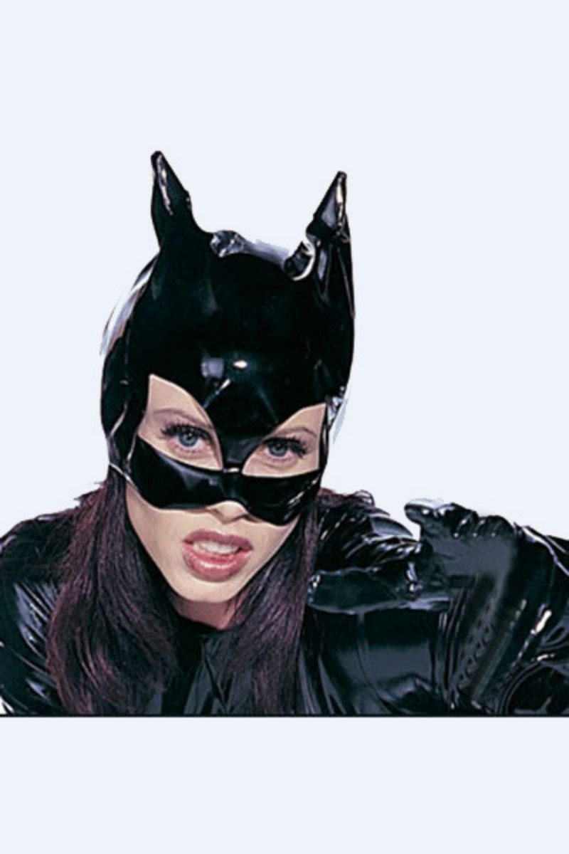 Catwoman Mask iPod Touch 4   4TH GEN Case   Catwoman mask, iPod ...
