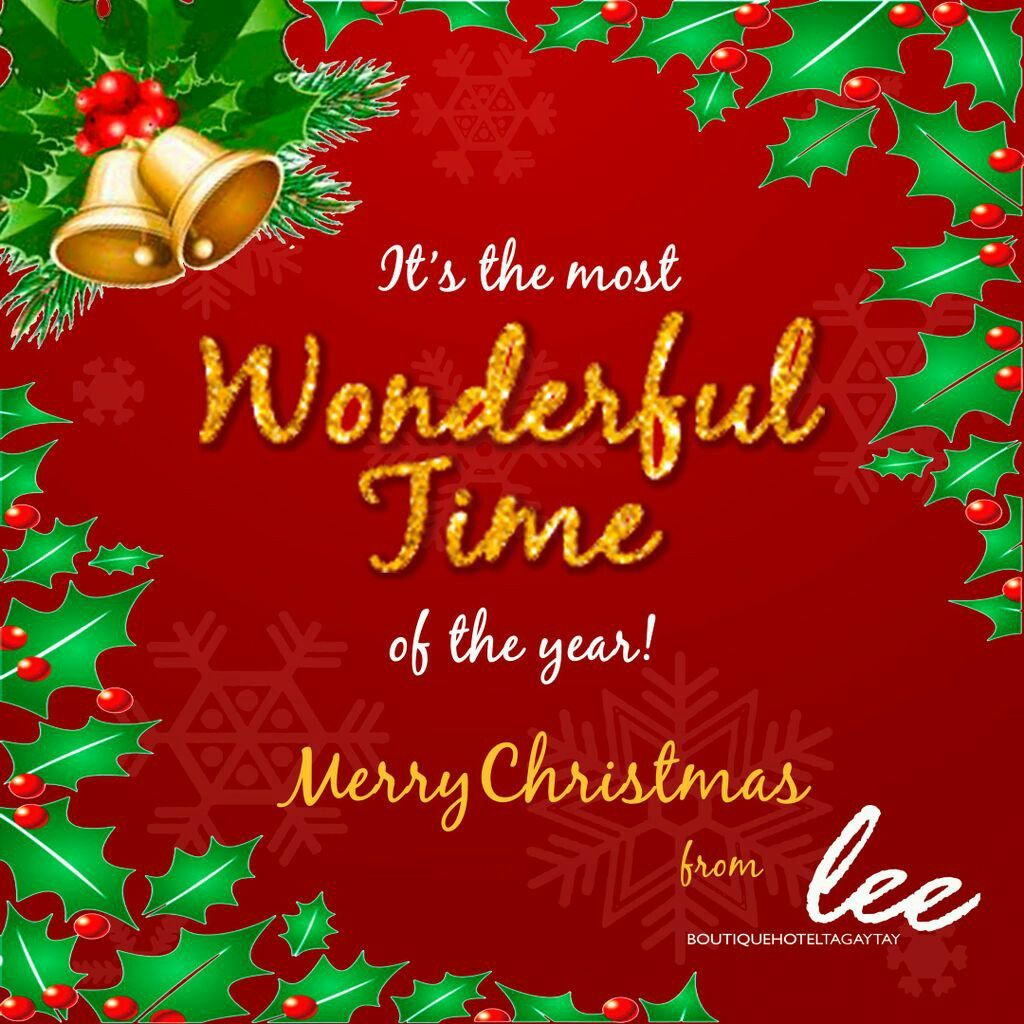 Feel the spirit of christmas spread love this yuletide season spread love this yuletide season wishing you a merrychristmas from leeboutiquehotel m4hsunfo