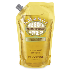 Almond Shower Oil Eco-Refill | Almond | L'OCCITANE en Provence | United Kingdom