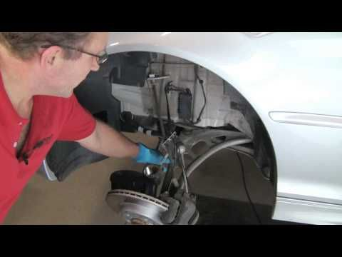 Part 1 Installing Shocks Struts And Springs On A Bmw 3 Series 99 Thru 05 E46 Youtube Bmw 3 Series The Struts Bmw