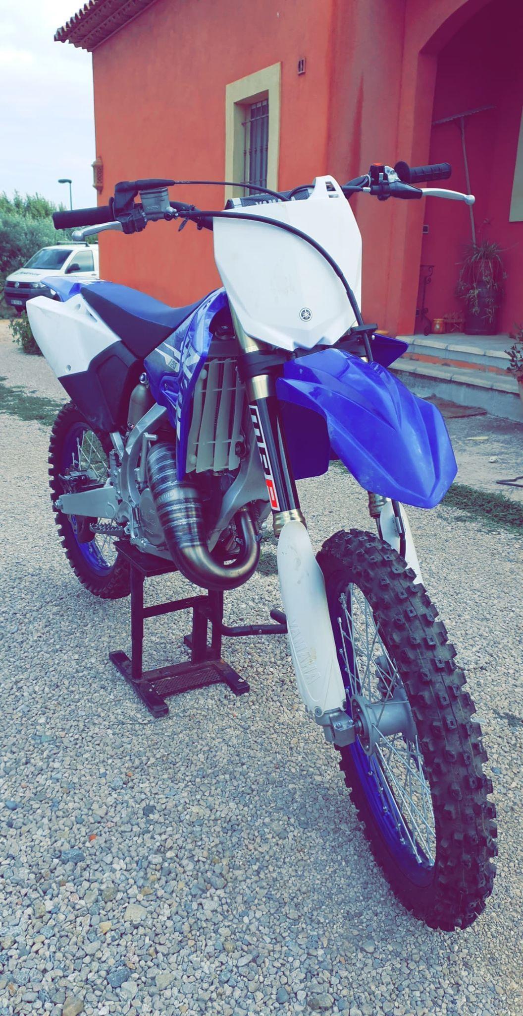 Yamaha Yz 125 2018 Fond D Ecran Moto Fond D Ecran Moto Cross Fond D Ecran Yamaha