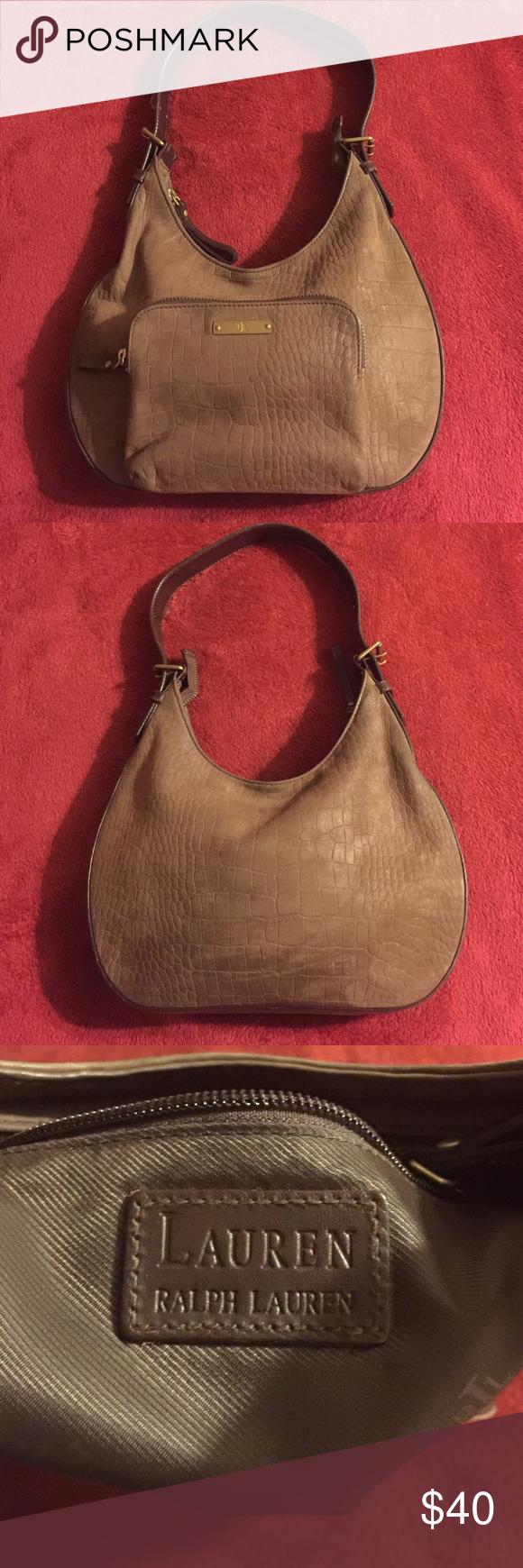 0f54cebc671 Ralph Lauren Croc Bag - SIS Solutions