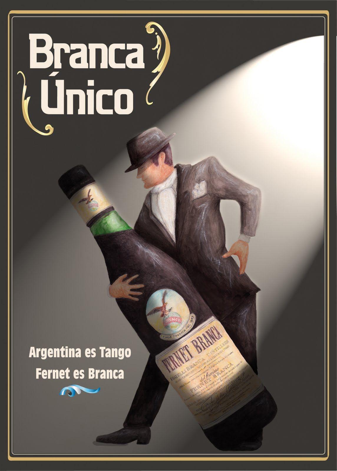 argentina es tango. fernet es branca | Bars & Restaurants ...