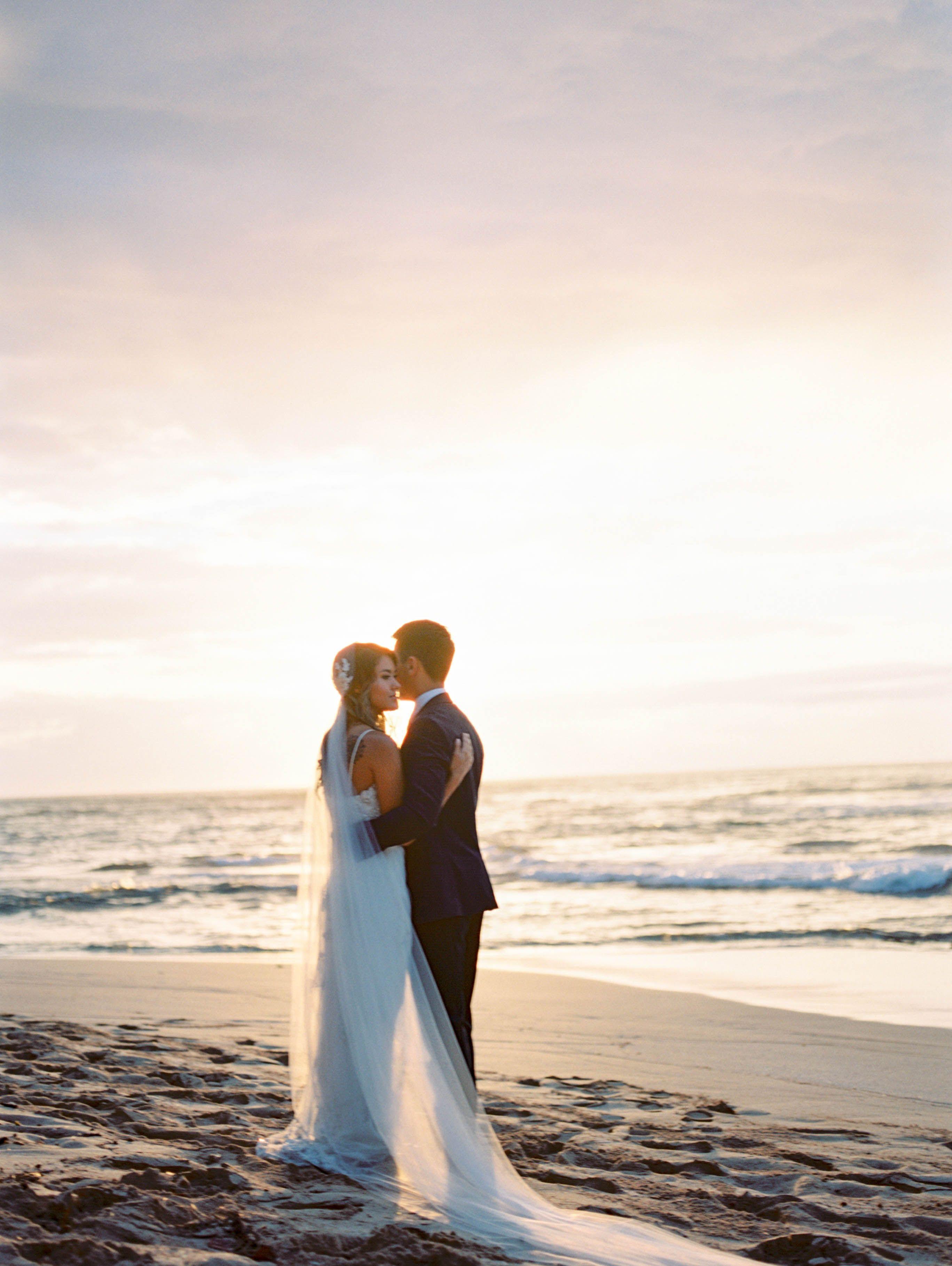 Sunset Beach Wedding Photos Sunset Beach Weddings Beach Photos Beach Wedding Photos