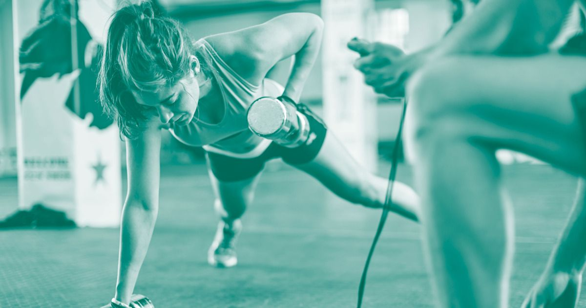 It's great for your fitness, but it has other, more surprising benefits, too.