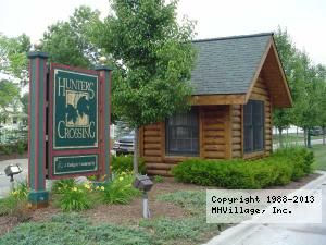 Hunters Crossing in Capac, MI via MHVillage com | Mobile Home Parks