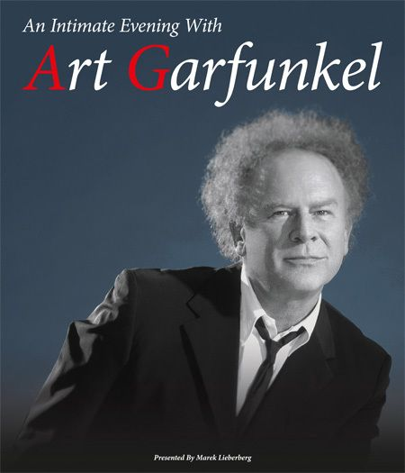 Art Garfunkel Tour 2016 | VVK-Start