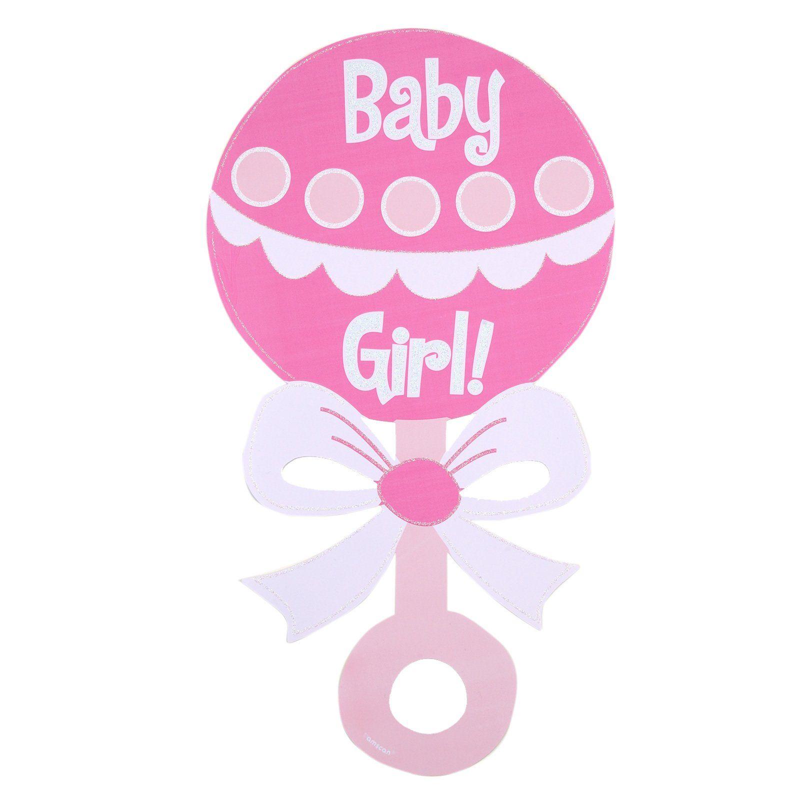 image result for girl baby shower clip art artwork pinterest rh pinterest com baby rattle clip art black and white baby rattle clip art images