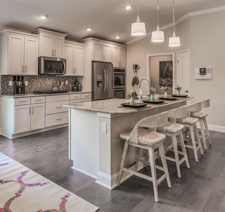 New Model Kitchen: D.R. Horton {Destin II}