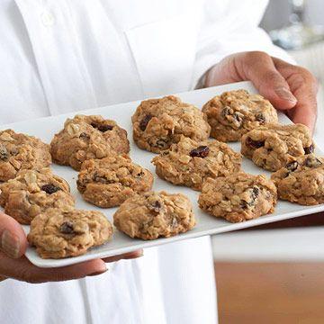 Butter Rum Oatmeal Cookies Recipe Cookies Pinterest Cookies