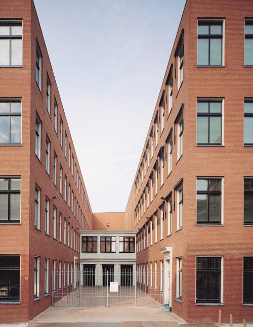 Giorgio grassi openbare bibliotheek groningen idee d Idee architettura