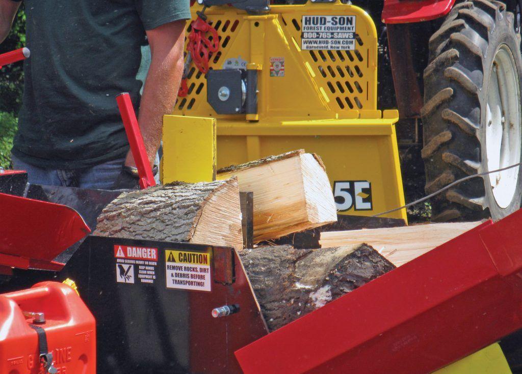 Badger firewood processor Firewood processor, Firewood, Wood
