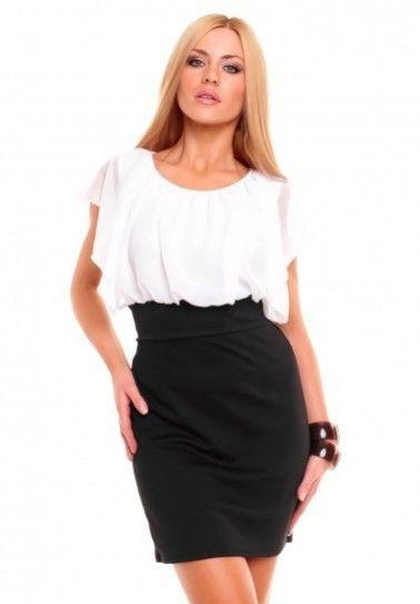 ee0d46751 Falda de talle alto: Cómo combinarla | vestidos cortos | Faldas de ...