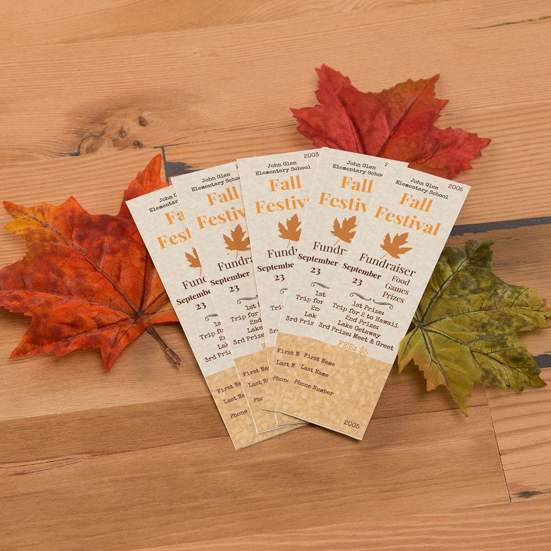 create with free designs at averycomtemplates and print on avery tickets 16154 or have avery weprint print for you