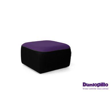 EMOTION : Pouf - Disponible en 6 coloris, Dunlopillo