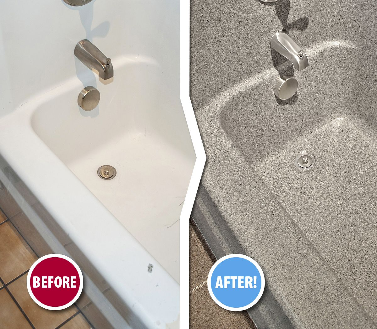 Is Your Fiberglass Bathtub Shower Unit Cracked Dull And