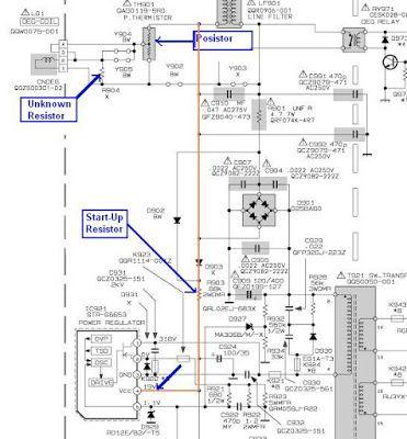 Electronics Repair Made Easy Jvc Television Dead 21 Jvc Computer Maintenance Repair