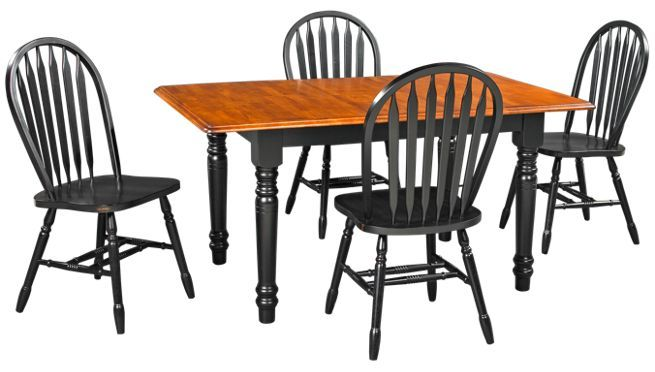 634338e85e46 Sunset Trading - 5 Piece Dining Set - Buy Dining Sets at Jordan's Furniture  in MA, NH and RI