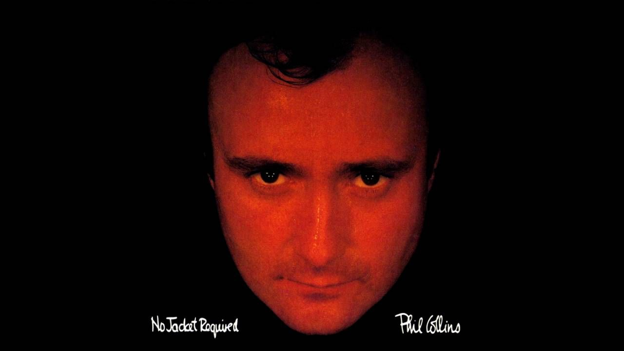 Phil Collins Inside Out Audio Hq Hd Phil Collins Song One One More Night