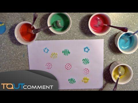 faire de la peinture maison et biologique youtube - Comment Faire De La Peinture Maison