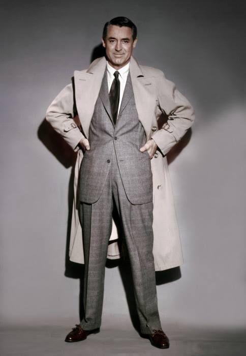 Stil! Cary Grant 1964. Svårare är det inte.