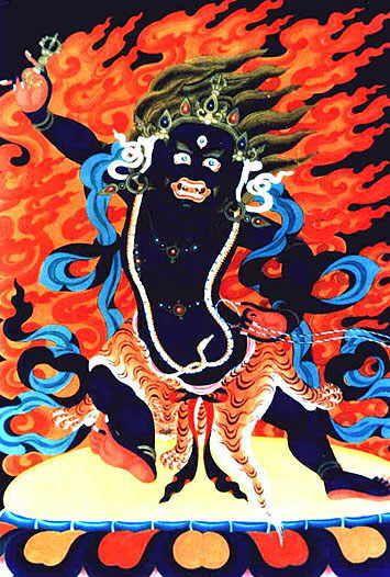 Изображения Бодхисаттвы Ваджрапани. | Аниме, Буддизм, Святые