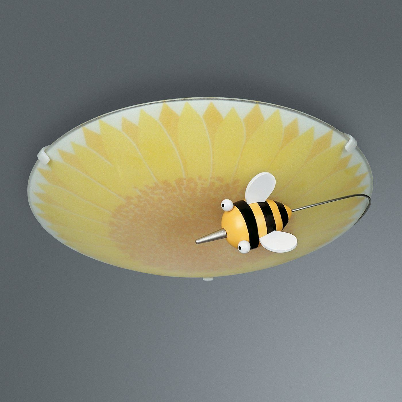 Philips 301115548 kidsplace floral bumble bee kids ceiling light philips 301115548 kidsplace floral bumble bee kids ceiling light this is so cute i don arubaitofo Gallery