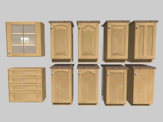 Kitchen cabinet design tool kitchen style kitchen - Kitchen cabinet layout design tool ...