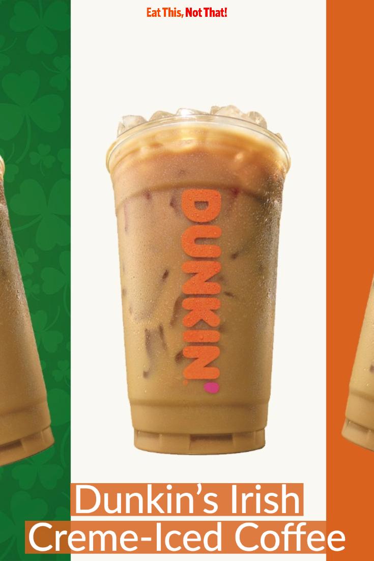 Dunkin's Irish Creme Coffee vs. Other Creamers in 2020
