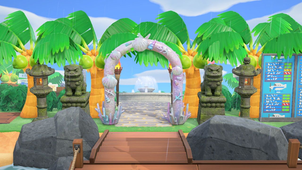 zahra🌴 on Twitter in 2020   Animal crossing, New animal ... on Animal Crossing New Horizons Bedroom Ideas  id=27796