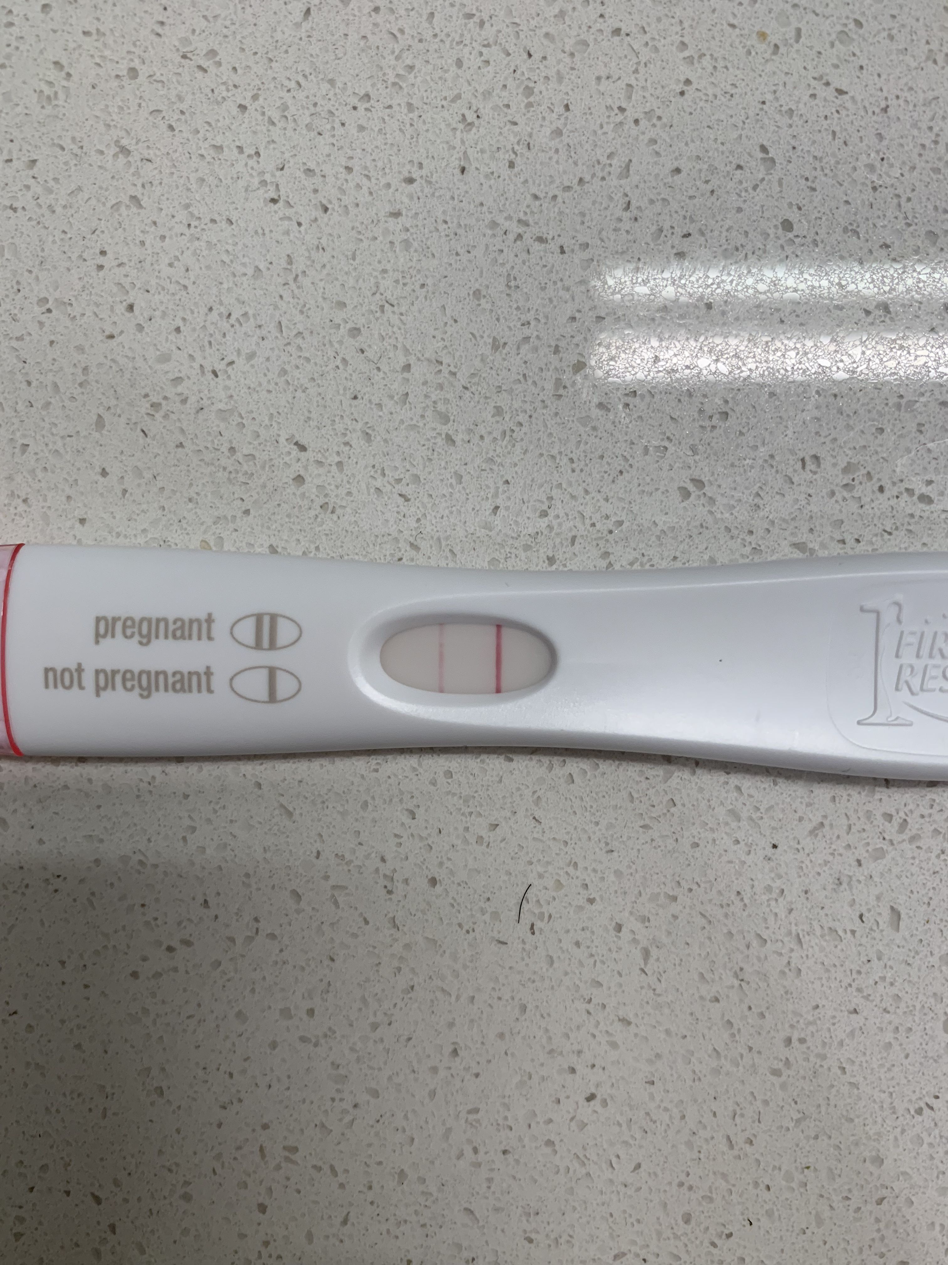pregnancy test positive prank picture