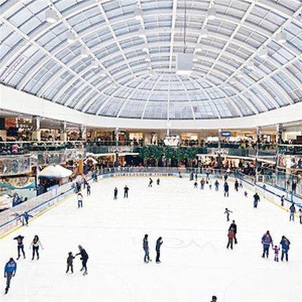 Tour the country and don't forget to bring a little spending money, as we reveal Canada's 10 best places to shop. (© West Edmonton Mall)