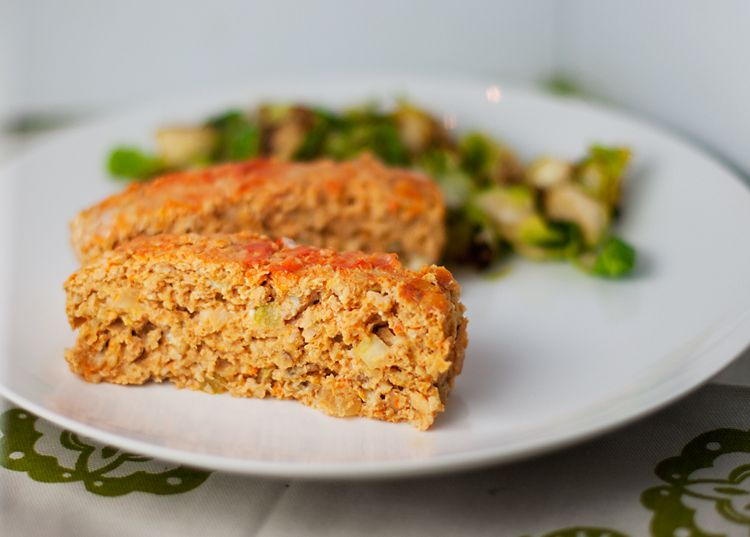 C+C Marriage Factory: Buffalo Chicken Meatloaf