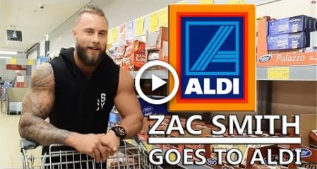 Zac Smith - Grocery Shopping Essentials. #fitness