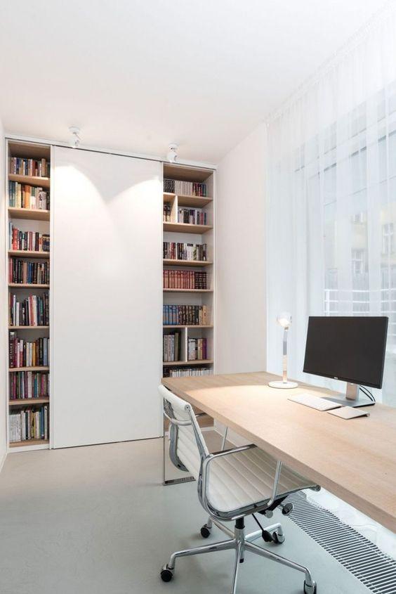 57 Inspiring Modern Home Office Design Idea WORKSPACE IDEAS in
