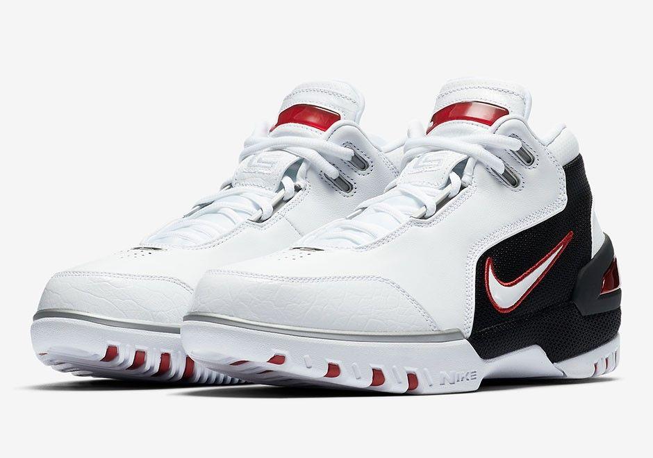 ada4d1dadea Nike LeBron Retro 1 First Game