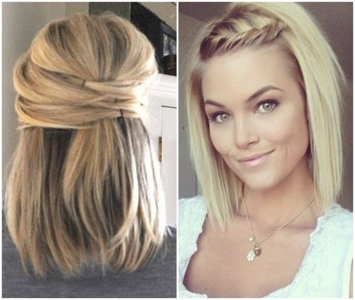Coole Frisuren Frauen Mittellang Frisuren Frauen Pinterest