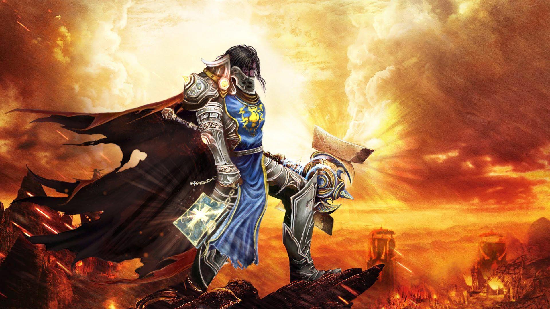 World Of Warcraft Paladin Warcraft