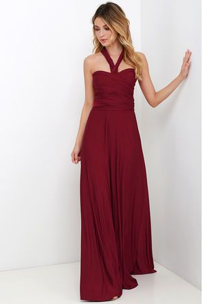 93b49cf844 Convertible Bridesmaid Dress
