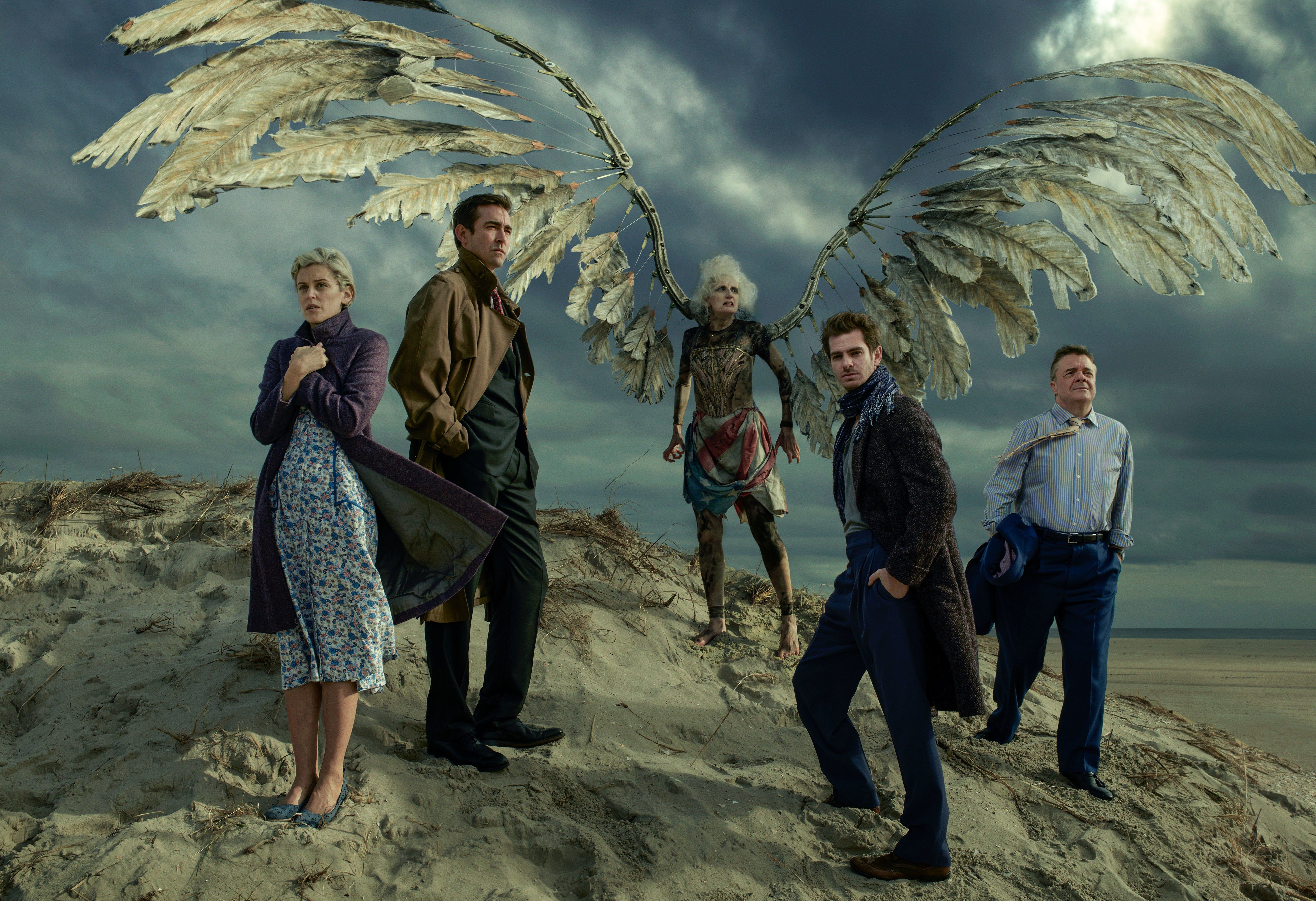 Angels In America Makes Its Triumphant Return To Broadway With