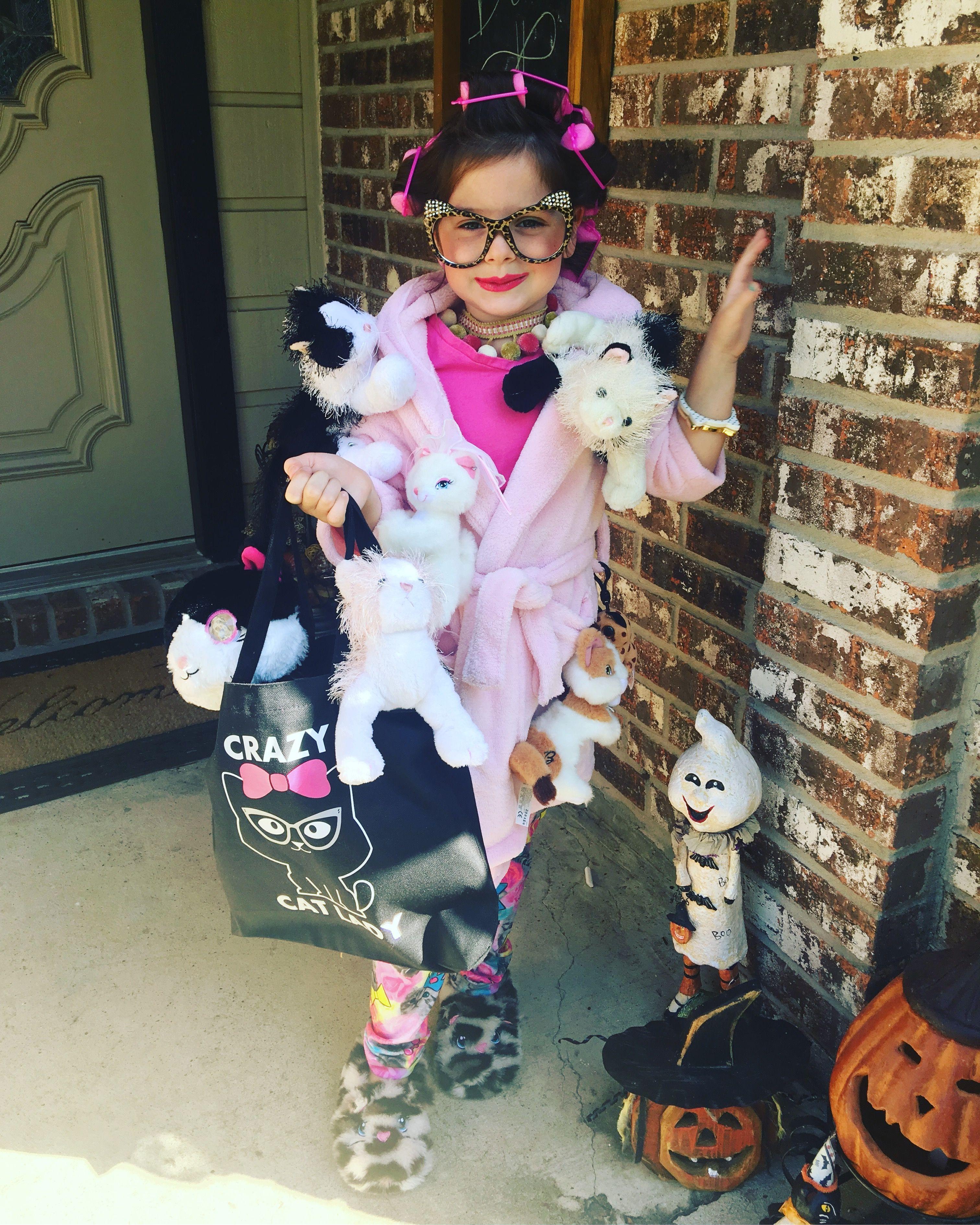 Crazy Cat Lady | Crazy cat lady halloween costume, Crazy ...