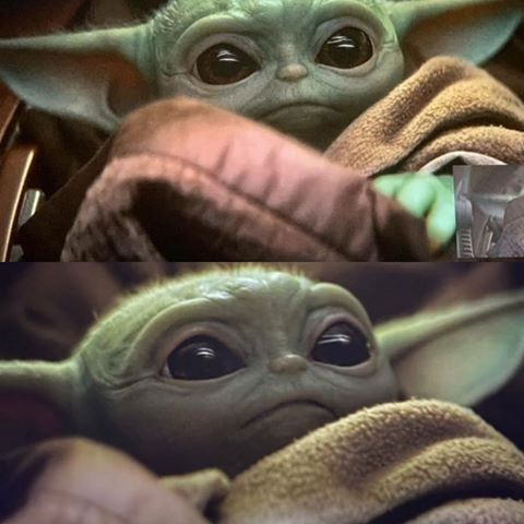 How Baby Yoda Took Over The Internet Exclusive Raw Footage And Images Only Here At Cellularnews Com Yoda Meme Star Wars Yoda Star Wars Memes