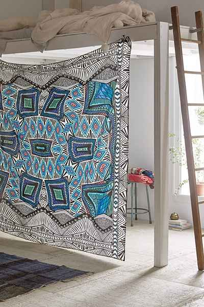 Magical Thinking Ester Graphics Tapestry